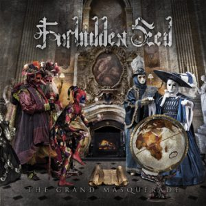 FORBIDDEN SEED - The grand masquerade      CD