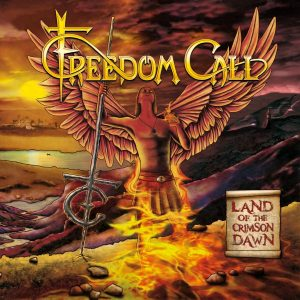 FREEDOM CALL - Land of the crimson dawn      2-CD