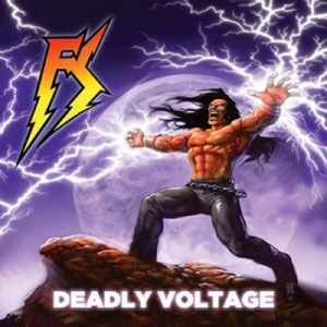 FIRSTSTRIKE - Dealy voltage      CD