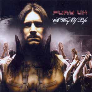 FURY UK - A way of life      CD