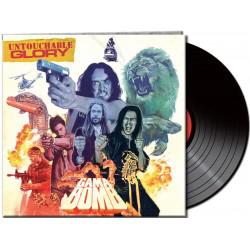 GAMA BOMB - Untouchable glory      LP