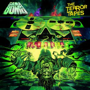 GAMA BOMB - The terror tapes      CD