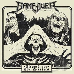 GAME OVER - Blessed are the heretics      CD