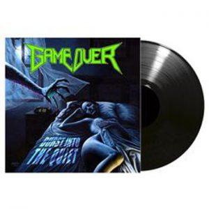 GAME OVER - Burst into the quiet      LP