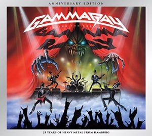 GAMMA RAY - Heading for the east - rerelease      2-CD