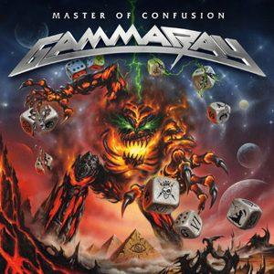 GAMMA RAY - Master of confusion      Maxi CD