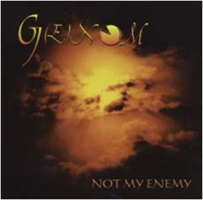 GENOM - Not my enemy      CD