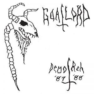 GOATLORD - Demo `87 / Reh `88      DLP
