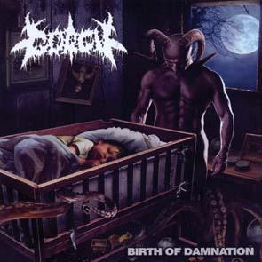 GORGY - Birth of damnation      CD