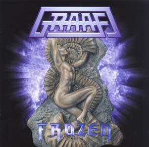 GRAAF - Frozen      CD
