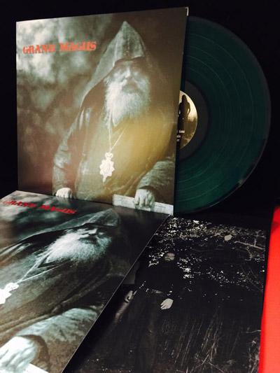 GRAND MAGUS - Grand Magus - col. vinyl      LP