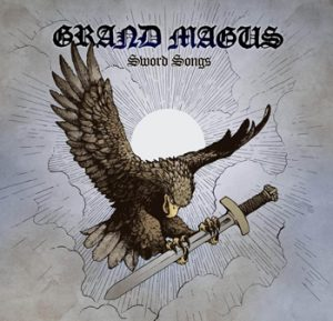 GRAND MAGUS - Sword songs      CD