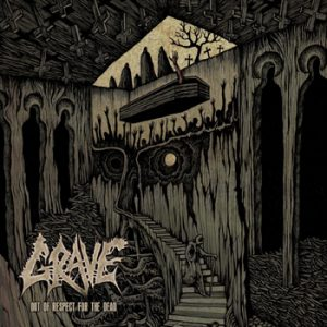 GRAVE - Out of respect for the dead - deluxe box      2-CD