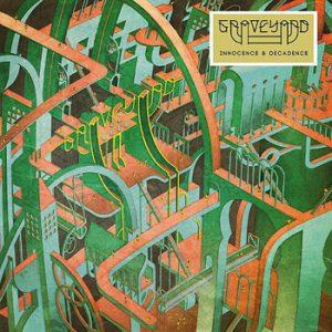 GRAVEYARD - Innocense & decadence - limited version      CD