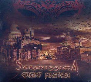 GREAT MASTER - SerenissimA      CD