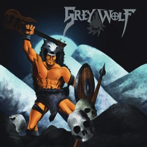 GREY WOLF - Same      CD