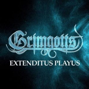 GRIMGOTTS - Extenditus playus / Here be      CD