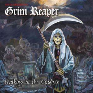 GRIM REAPER - Walking in the shadows      CD