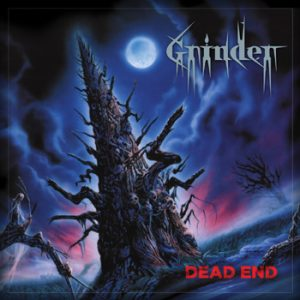 GRINDER - Dead end - rerelease      CD