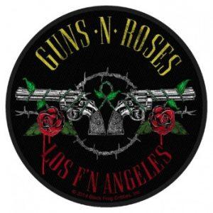 GUNS`N`ROSES - Los F`n Angeles      Aufnäher