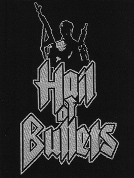 HAIL OF BULLETS - Soldier      Aufnäher