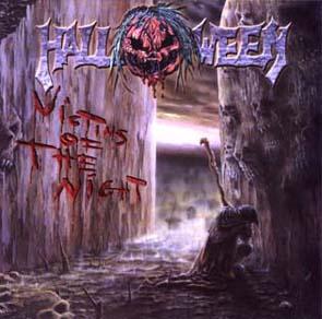 HALLOWEEN - Victims of the night - 13 tracks      CD