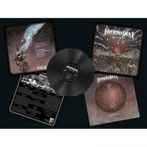 HAMMERHEAD - The sin eater      LP