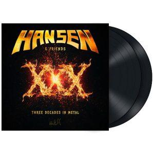 HANSEN - XXX - Three decades in metal      DLP