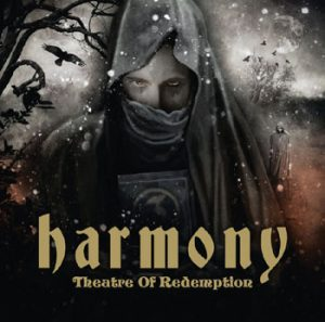 HARMONY - Theatre of redemption      CD