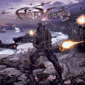 HATCHERY - Forced to fight      CD
