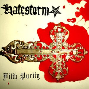 HATESTORM - Filth purity      CD