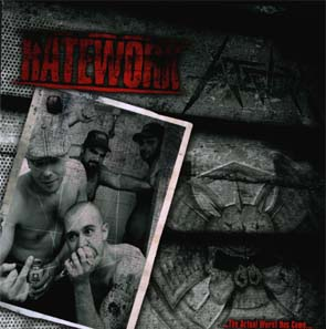 HATEWORK - ...The actual worst has come...      CD