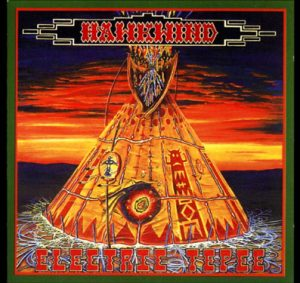 HAWKWIND - Electric tepee      DLP