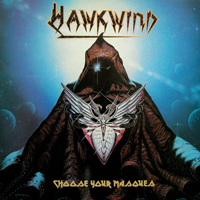 HAWKWIND - Choose your masques - coloured vinyl      DLP