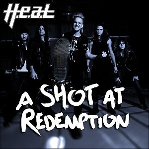 H.E.A.T - A shot at redemption      10""
