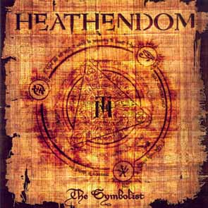 HEATHENDOM - The symbolist      CD