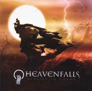 HEAVENFALLS - Reality in chaos      CD