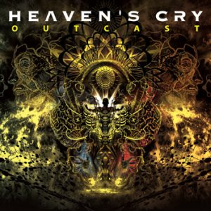 HEAVEN`S CRY - Outcast      CD