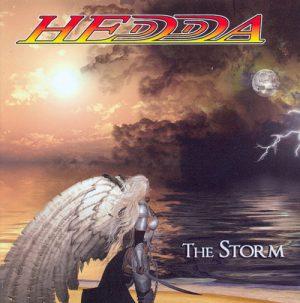 HEDDA - The storm      CD