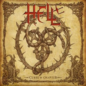 HELL - Curse and chapter      CD&DVD