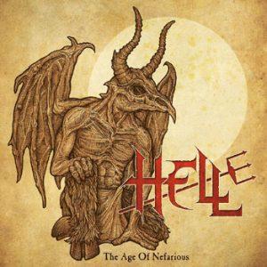 "HELL - The age of Nefarius      10"""