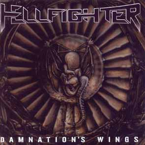 HELLFIGHTER - Damnation`s wings      CD