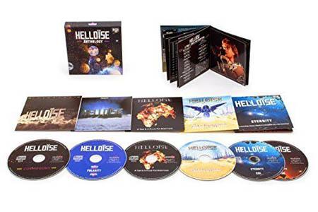 HELLOISE - Anthology - 6 CDs      Box