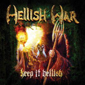 HELLISH WAR - Keep it hellish      CD