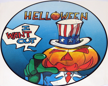 HELLOWEEN - I want out      12""