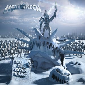 HELLOWEEN - My god - given right (limited)      CD
