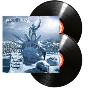 HELLOWEEN - My god - given right      DLP