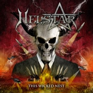 HELSTAR - This wicked nest      CD