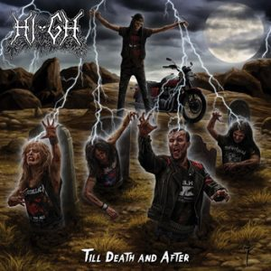 HI-GH - Till death and after      CD