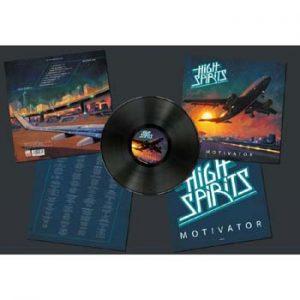 HIGH SPIRITS - Motivator      LP